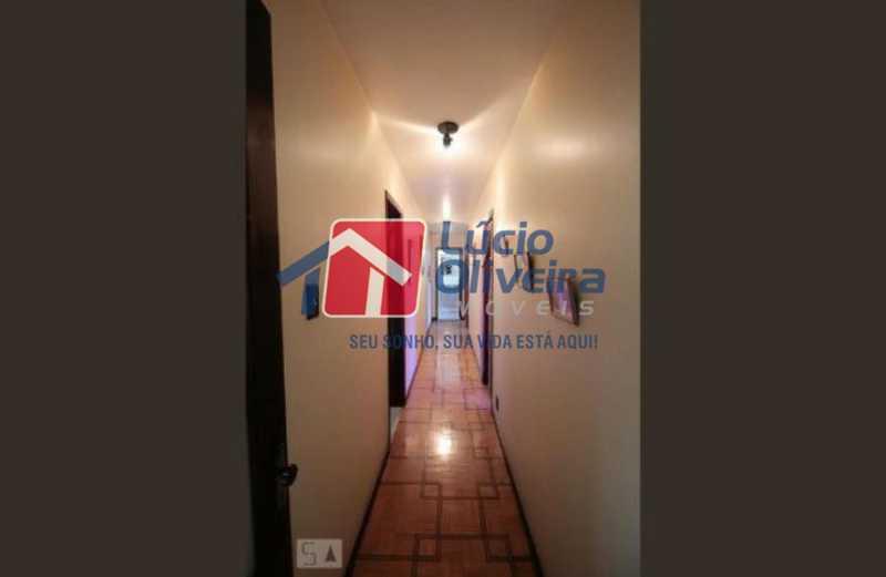 17-corredor - Apartamento à venda Rua Borja Reis,Engenho de Dentro, Rio de Janeiro - R$ 450.000 - VPAP30391 - 18