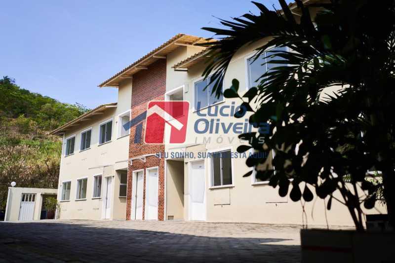 11-Vista interna condominio - Apartamento à venda Rua Euzebio de Almeida,Jardim Sulacap, Rio de Janeiro - R$ 235.000 - VPAP21569 - 12