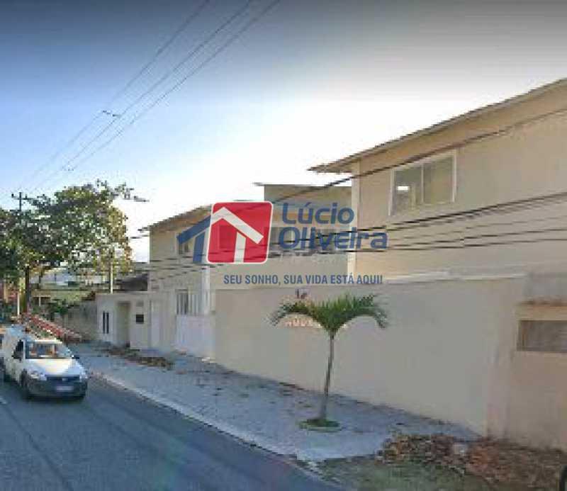 15-Vista Rua - Apartamento à venda Rua Euzebio de Almeida,Jardim Sulacap, Rio de Janeiro - R$ 235.000 - VPAP21569 - 16