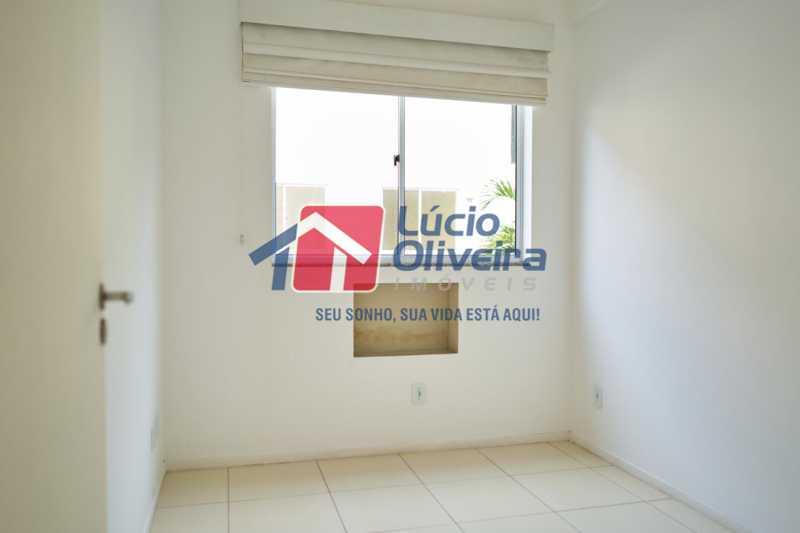 7-Quarto 2 - Apartamento à venda Rua Euzebio de Almeida,Jardim Sulacap, Rio de Janeiro - R$ 320.000 - VPAP30393 - 8