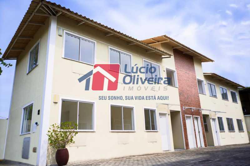 10-Apartamentos - Apartamento à venda Rua Euzebio de Almeida,Jardim Sulacap, Rio de Janeiro - R$ 320.000 - VPAP30393 - 11