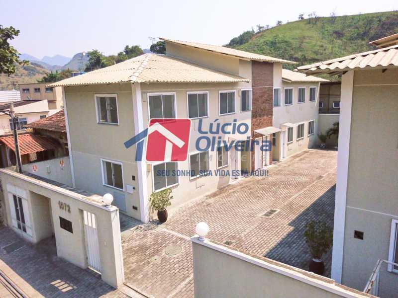 13-Vista Panoramica condominio - Apartamento à venda Rua Euzebio de Almeida,Jardim Sulacap, Rio de Janeiro - R$ 320.000 - VPAP30393 - 14