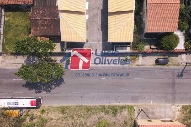 12-Vista Aerea - Apartamento à venda Rua Euzebio de Almeida,Jardim Sulacap, Rio de Janeiro - R$ 270.000 - VPAP21570 - 13