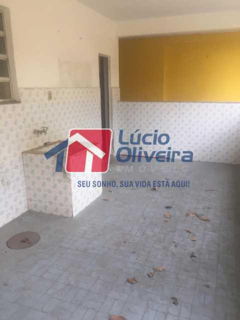 16-AREA DE SERVICO - Casa à venda Estrada Coronel Vieira,Irajá, Rio de Janeiro - R$ 750.000 - VPCA40067 - 17