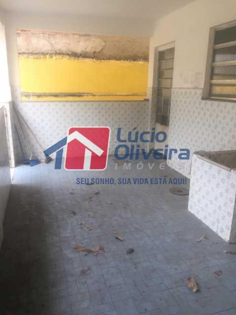 17-AREA DE SERVICO - Casa à venda Estrada Coronel Vieira,Irajá, Rio de Janeiro - R$ 750.000 - VPCA40067 - 18