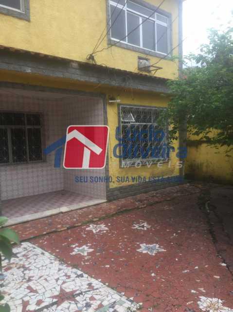 20-FRENTE CASA - Casa à venda Estrada Coronel Vieira,Irajá, Rio de Janeiro - R$ 750.000 - VPCA40067 - 21