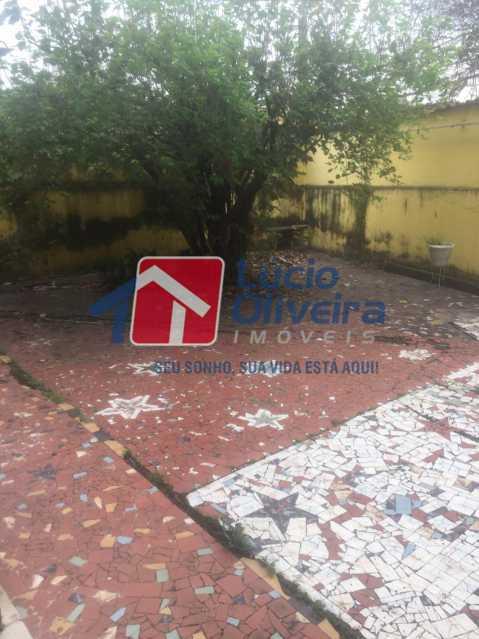 21-FRENTE DA CASA - Casa à venda Estrada Coronel Vieira,Irajá, Rio de Janeiro - R$ 750.000 - VPCA40067 - 22