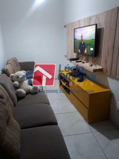 1 SALA - Casa de Vila à venda Rua Professor Lace,Ramos, Rio de Janeiro - R$ 380.000 - VPCV30027 - 1