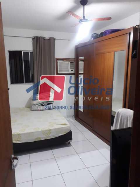5 QUARTO - Casa de Vila à venda Rua Professor Lace,Ramos, Rio de Janeiro - R$ 380.000 - VPCV30027 - 6