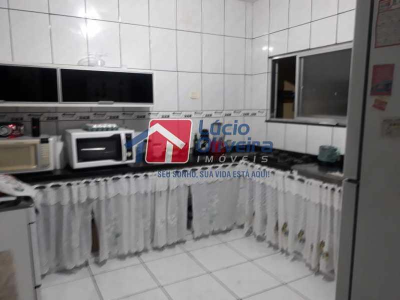 8 COZINHA - Casa de Vila à venda Rua Professor Lace,Ramos, Rio de Janeiro - R$ 380.000 - VPCV30027 - 9