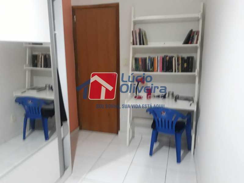 9 ESCRITORIO - Casa de Vila à venda Rua Professor Lace,Ramos, Rio de Janeiro - R$ 380.000 - VPCV30027 - 11