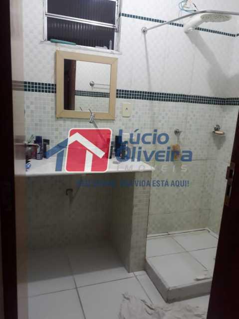 10 BANHEIRO - Casa de Vila à venda Rua Professor Lace,Ramos, Rio de Janeiro - R$ 380.000 - VPCV30027 - 12