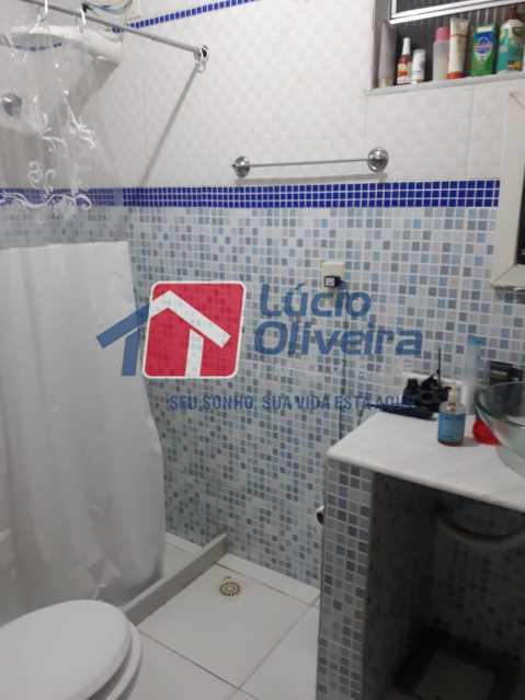 11 BANHEIRO - Casa de Vila à venda Rua Professor Lace,Ramos, Rio de Janeiro - R$ 380.000 - VPCV30027 - 13