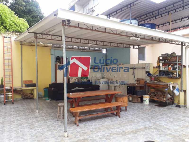 14 - Casa de Vila à venda Rua Professor Lace,Ramos, Rio de Janeiro - R$ 380.000 - VPCV30027 - 16