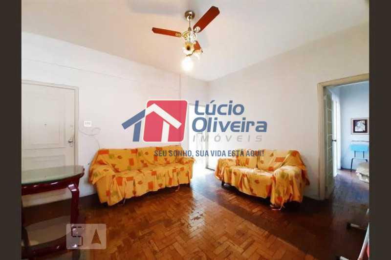 02- sala - Apartamento à venda Rua Aquidabã,Méier, Rio de Janeiro - R$ 290.000 - VPAP30394 - 3