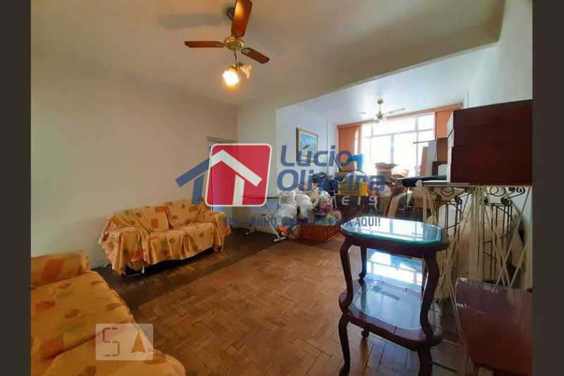 03- Sala - Apartamento à venda Rua Aquidabã,Méier, Rio de Janeiro - R$ 290.000 - VPAP30394 - 4