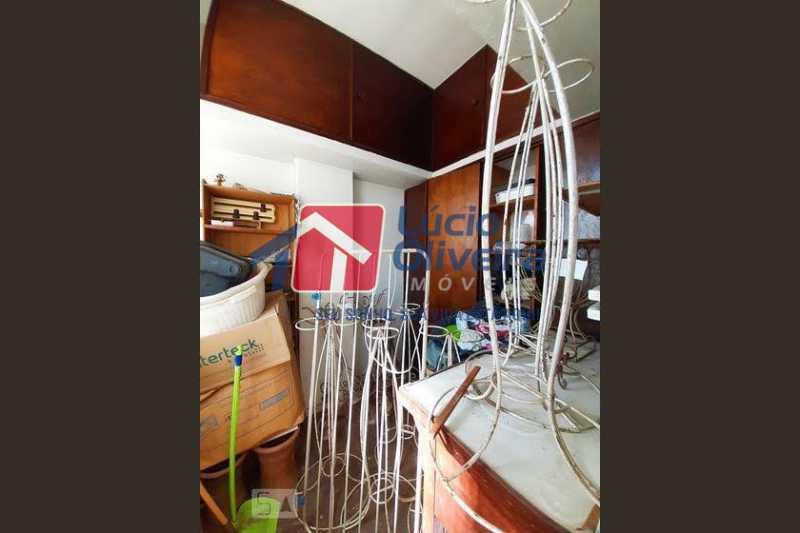 04- Quarto C. - Apartamento à venda Rua Aquidabã,Méier, Rio de Janeiro - R$ 290.000 - VPAP30394 - 5