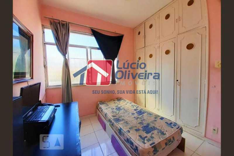 06- Quarto S. - Apartamento à venda Rua Aquidabã,Méier, Rio de Janeiro - R$ 290.000 - VPAP30394 - 7
