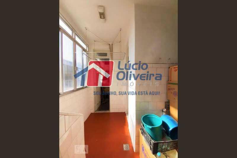 09- Area - Apartamento à venda Rua Aquidabã,Méier, Rio de Janeiro - R$ 290.000 - VPAP30394 - 10