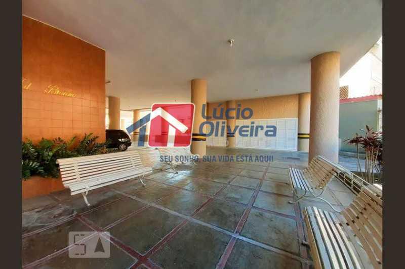 11- Hall PRédio - Apartamento à venda Rua Aquidabã,Méier, Rio de Janeiro - R$ 290.000 - VPAP30394 - 12