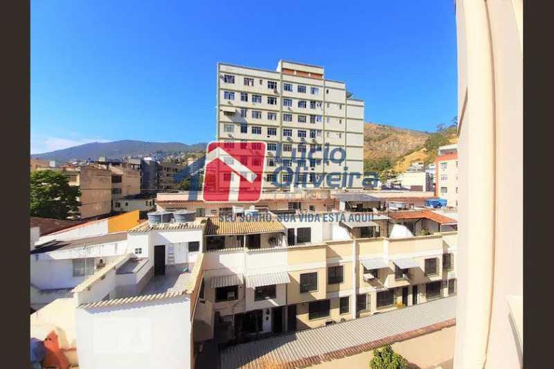 13- Vista - Apartamento à venda Rua Aquidabã,Méier, Rio de Janeiro - R$ 290.000 - VPAP30394 - 14