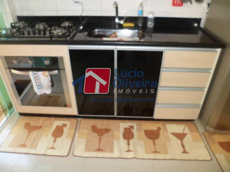 Cozinha - Casa à venda Rua João Pinheiro,Piedade, Rio de Janeiro - R$ 220.000 - VPCA20296 - 14