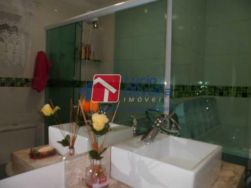 Bh.Social Ang - Casa à venda Rua João Pinheiro,Piedade, Rio de Janeiro - R$ 220.000 - VPCA20296 - 10