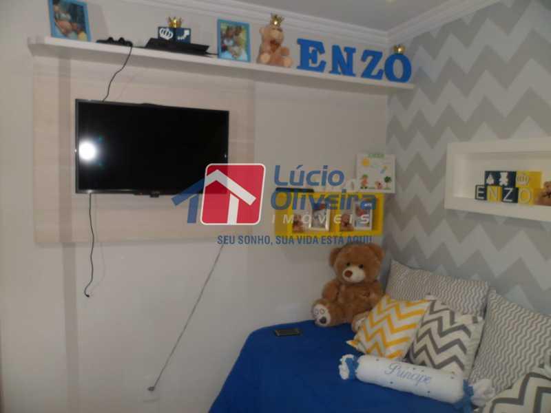 joao5 - Casa à venda Rua João Pinheiro,Piedade, Rio de Janeiro - R$ 220.000 - VPCA20296 - 7