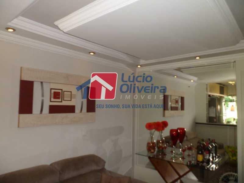 Sala - Casa à venda Rua João Pinheiro,Piedade, Rio de Janeiro - R$ 220.000 - VPCA20296 - 3
