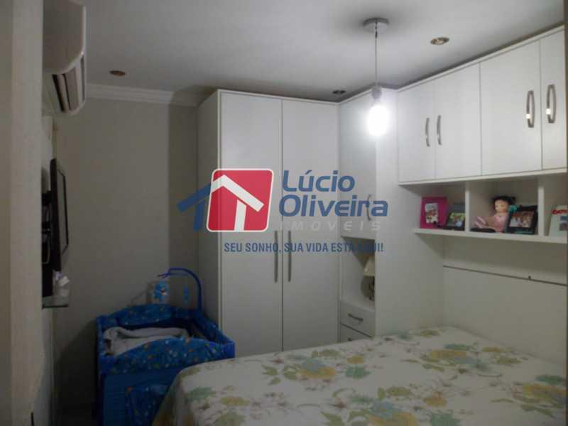 Quarto Casal - Casa à venda Rua João Pinheiro,Piedade, Rio de Janeiro - R$ 220.000 - VPCA20296 - 8