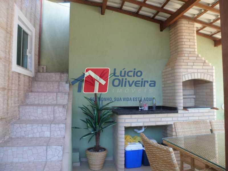 terraço - Casa à venda Rua João Pinheiro,Piedade, Rio de Janeiro - R$ 220.000 - VPCA20296 - 16