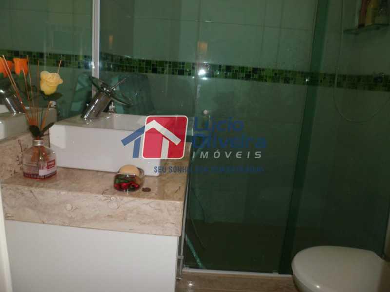 vivi7 - Casa à venda Rua João Pinheiro,Piedade, Rio de Janeiro - R$ 220.000 - VPCA20296 - 13