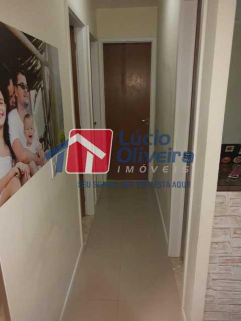 8-Circulação - Apartamento à venda Estrada Adhemar Bebiano,Del Castilho, Rio de Janeiro - R$ 370.000 - VPAP30396 - 9
