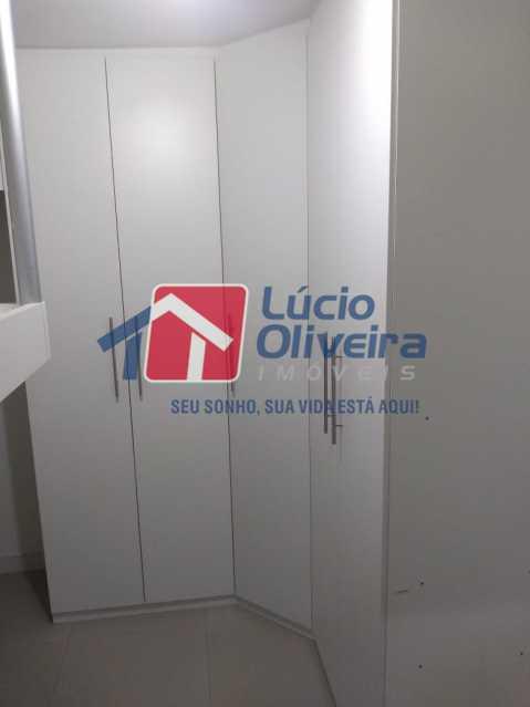 9-Armários planejados - Apartamento à venda Estrada Adhemar Bebiano,Del Castilho, Rio de Janeiro - R$ 370.000 - VPAP30396 - 10