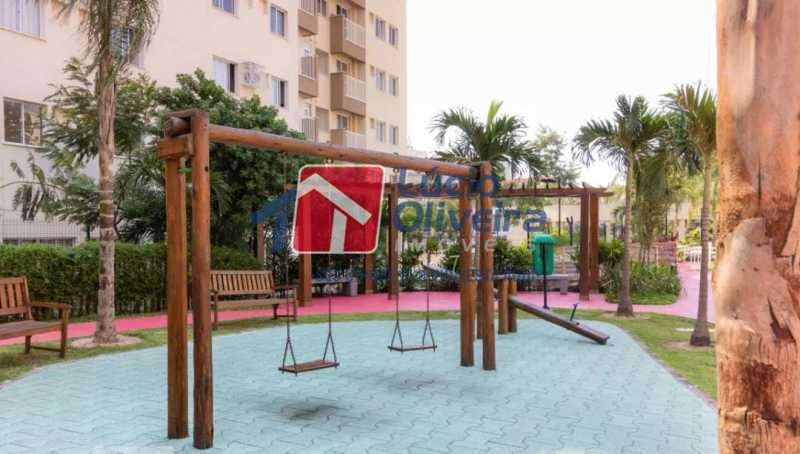 20-Play - Apartamento à venda Estrada Adhemar Bebiano,Del Castilho, Rio de Janeiro - R$ 370.000 - VPAP30396 - 20