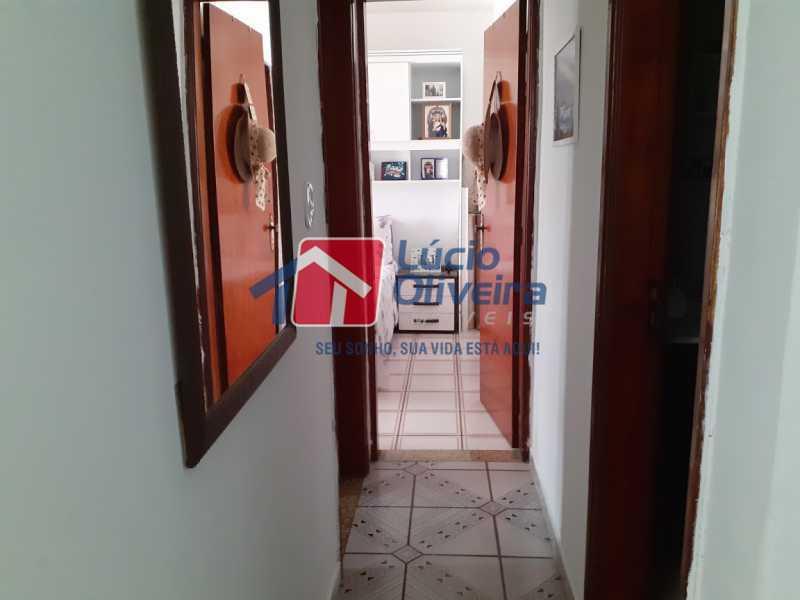 05- Circulação - Apartamento à venda Rua Tomás Lópes,Vila da Penha, Rio de Janeiro - R$ 390.000 - VPAP21577 - 6