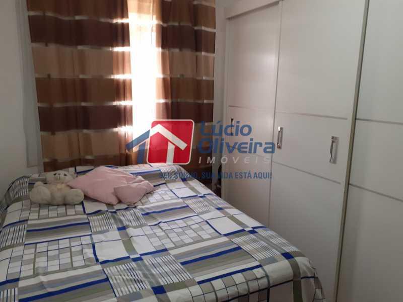 07- Quarto S. - Apartamento à venda Rua Tomás Lópes,Vila da Penha, Rio de Janeiro - R$ 390.000 - VPAP21577 - 8