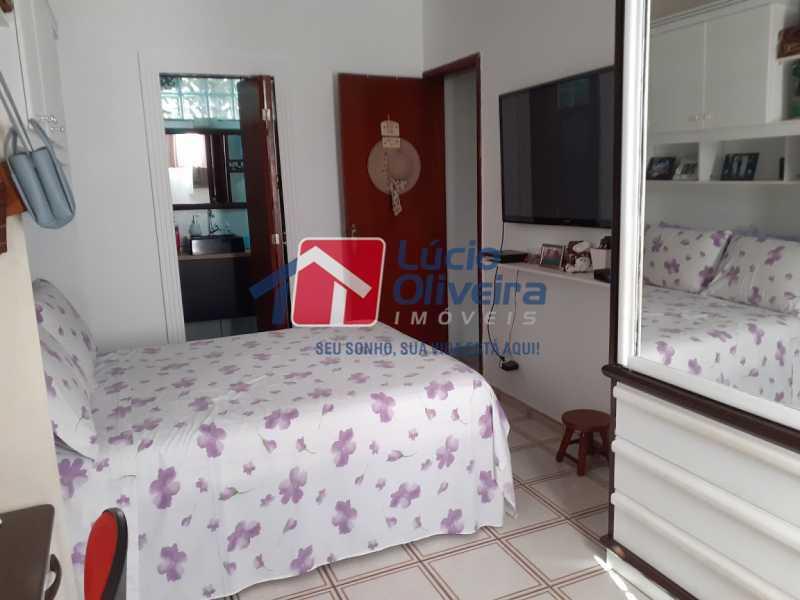 10- Quarto C. - Apartamento à venda Rua Tomás Lópes,Vila da Penha, Rio de Janeiro - R$ 390.000 - VPAP21577 - 11