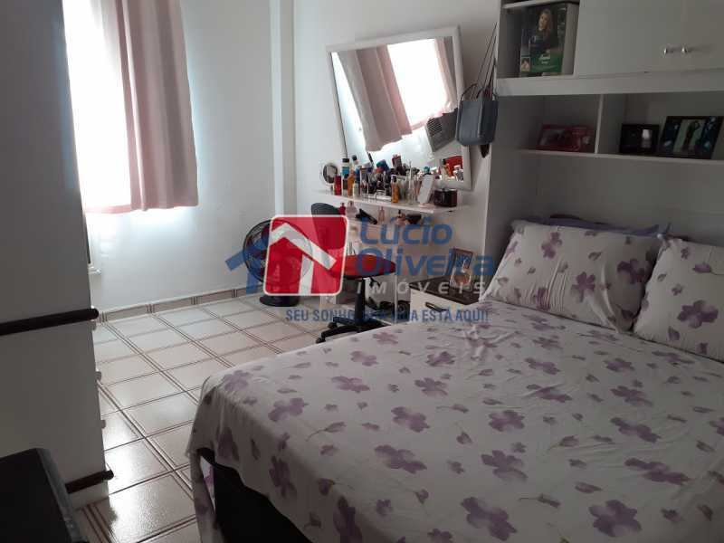 11- Quarto C. - Apartamento à venda Rua Tomás Lópes,Vila da Penha, Rio de Janeiro - R$ 390.000 - VPAP21577 - 12