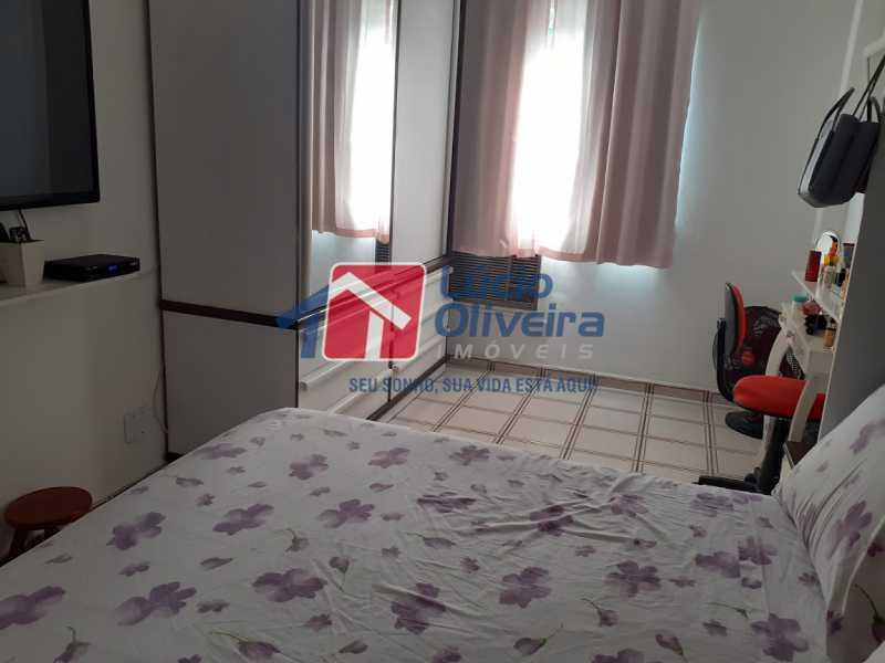 12- Quarto C. - Apartamento à venda Rua Tomás Lópes,Vila da Penha, Rio de Janeiro - R$ 390.000 - VPAP21577 - 13