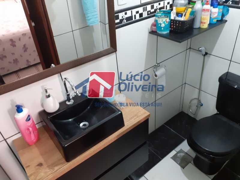 13- Suite - Apartamento à venda Rua Tomás Lópes,Vila da Penha, Rio de Janeiro - R$ 390.000 - VPAP21577 - 14