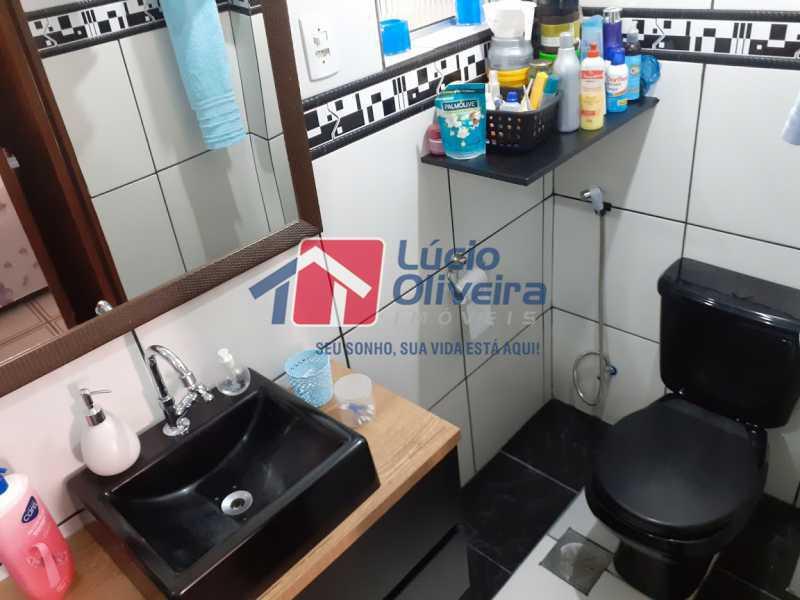 14- Suite - Apartamento à venda Rua Tomás Lópes,Vila da Penha, Rio de Janeiro - R$ 390.000 - VPAP21577 - 15