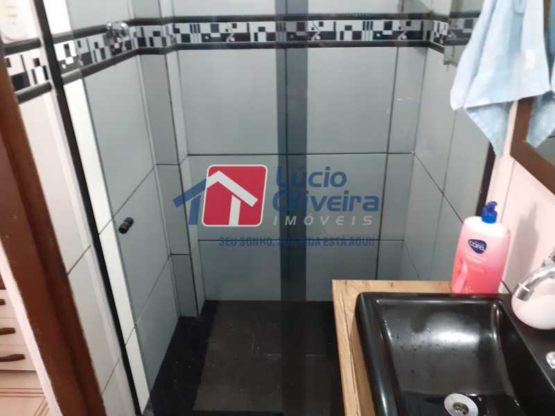 15- Suite - Apartamento à venda Rua Tomás Lópes,Vila da Penha, Rio de Janeiro - R$ 390.000 - VPAP21577 - 16
