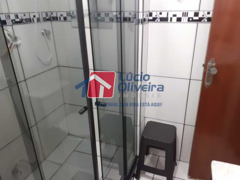 17- Bh Social - Apartamento à venda Rua Tomás Lópes,Vila da Penha, Rio de Janeiro - R$ 390.000 - VPAP21577 - 18