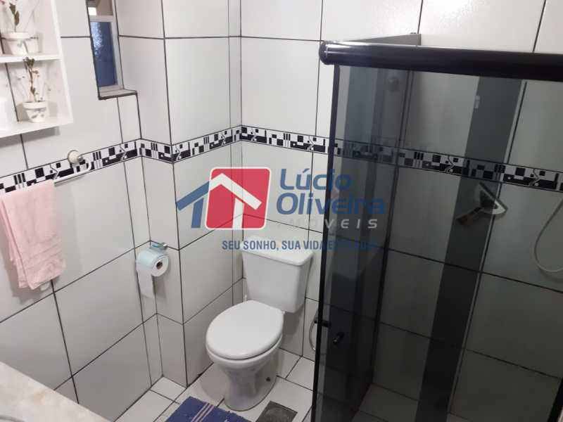 18- BH Social - Apartamento à venda Rua Tomás Lópes,Vila da Penha, Rio de Janeiro - R$ 390.000 - VPAP21577 - 19