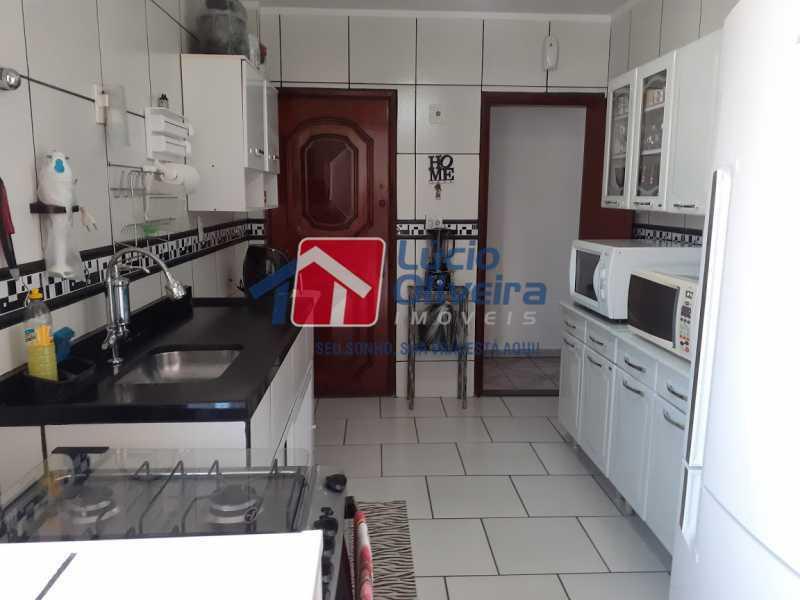 20- Cozinha - Apartamento à venda Rua Tomás Lópes,Vila da Penha, Rio de Janeiro - R$ 390.000 - VPAP21577 - 21