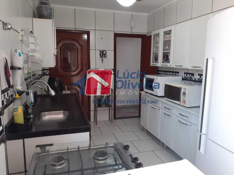 21- Cozinha - Apartamento à venda Rua Tomás Lópes,Vila da Penha, Rio de Janeiro - R$ 390.000 - VPAP21577 - 22
