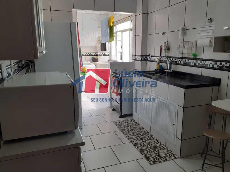 23- Cozinha - Apartamento à venda Rua Tomás Lópes,Vila da Penha, Rio de Janeiro - R$ 390.000 - VPAP21577 - 24