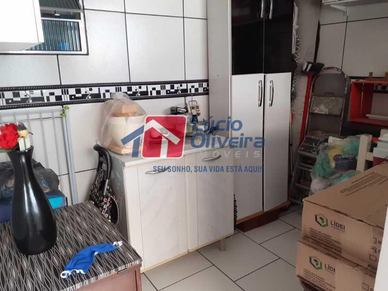 26- Dependencia - Apartamento à venda Rua Tomás Lópes,Vila da Penha, Rio de Janeiro - R$ 390.000 - VPAP21577 - 27