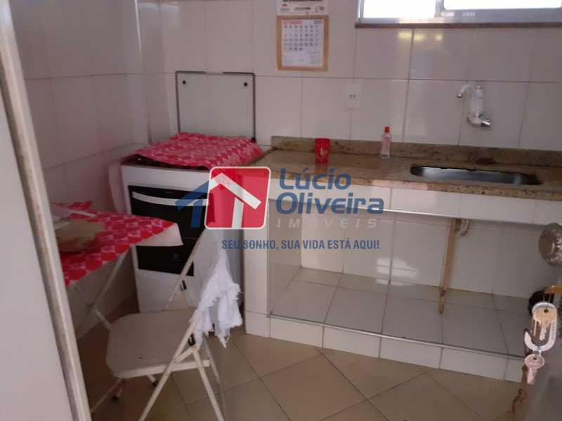 30- Cozinha Salão - Apartamento à venda Rua Tomás Lópes,Vila da Penha, Rio de Janeiro - R$ 390.000 - VPAP21577 - 31